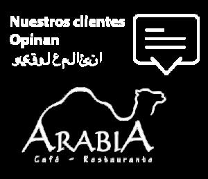 Opinion de los clientes del restaurante