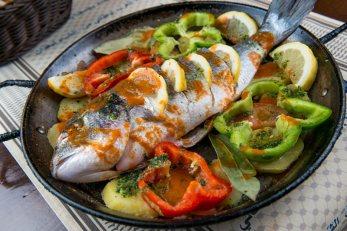 Comida libanesa en Barcelona