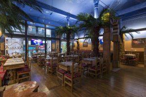 Slider Restaurante Cafe Arabia Barcelona como una de las cocinas mas equilibradas y sanas.
