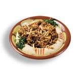 hummus-pollo